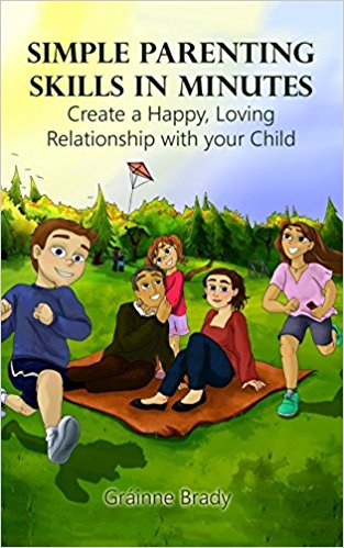 simple parenting skills book cover